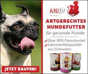 anifit hundefutter schweden