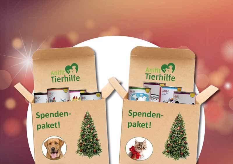 You are currently viewing Weihnachts-Spendenaktion für Tierheime