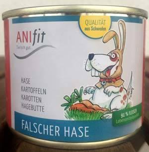 Hundefutter Anifit