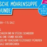 Morosche Karottensuppe – ein gutes Hausmittel für deinen Hund