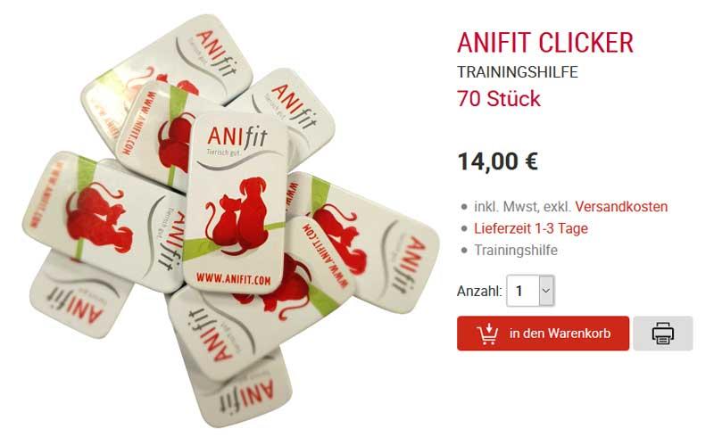 Anifit-Clicker-für-Hundetraining-gegen-ständiges-Bellen