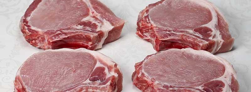 BARF-Schweinefleisch