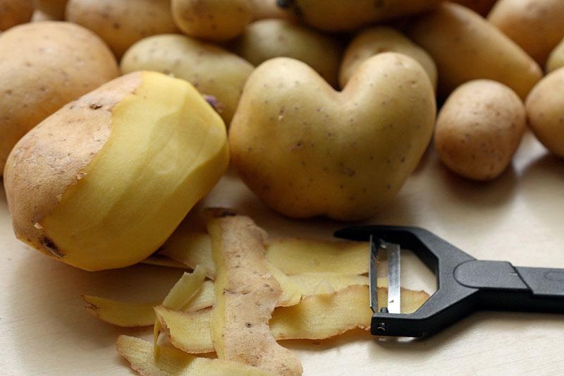 Kartoffeln für Hunde